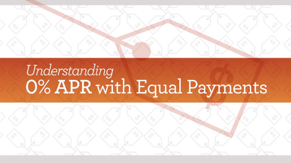 Understanding 10% APR with Equal Payments  Wells Fargo Bank, N.A.