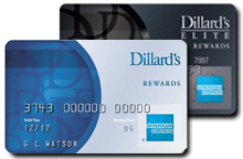 dillards american express sign in