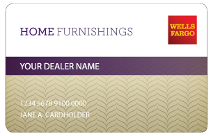home furnishings credit card - Wells Fargo Business Credit Card