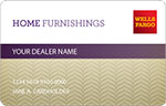 Wells Fargo Home Furnishings Credit Card Program - Wells Fargo