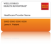 Wells Fargo Health Advantage Credit Card